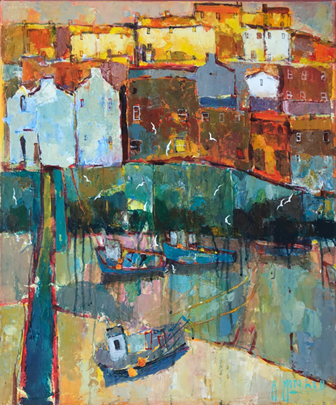 Staithes - First Light